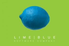 Lime Blue