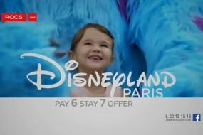 ROCS Travel – Disneyland Paris Imagination