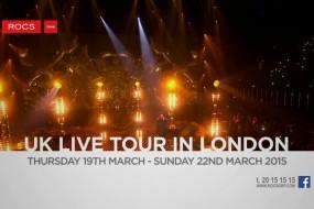 ROCS Travel – London X Factor