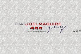 That Joel Maguire Guy | Channel Art